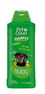 SHAMPOO FILHOTES PET CLEAN ORBA 700ML UN PET CLEAN