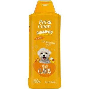 SHAMPOO CLAREADOR PET CLEAN ORBA 700ML UN PET CLEAN