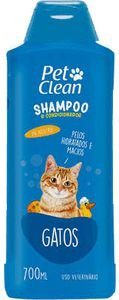 SHAMPOO GATOS PET CLEAN ORBA 700ML