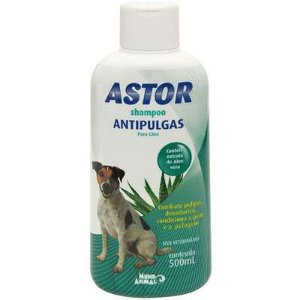 Astor Anti-pulgas - 500ml