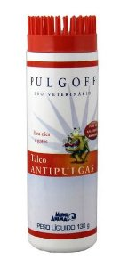 PULGOFF TALCO ANTIPULGAS - 130G