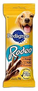 PEDIGREE RODEO FRANGO 4 UNIDADES 70GR
