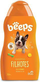 BEEPS SH FILHOTES 500ML