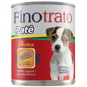 FINOTRATO PATÊ FILHOTE CARNE 280GR