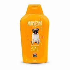 SHAMPOO ANIMALISSIMO 7x1 500ml