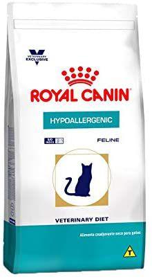 RAÇÃO ROYAL CANIN HYPOALLERGENIC PARA GATOS 1,5 KG