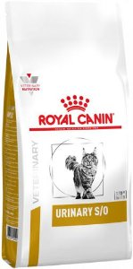 RAÇÃO ROYAL CANIN VETERINARY URINARY GATOS ADULTOS - 1,5KG