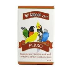 SUPLEMENTO LABCON CLUB FERRO 15ML