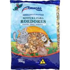 MISTURA PARA ROEDORES 500 GR