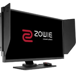 "Monitor Gamer Benq Zowie LED, 24.5"", Full HD, HDMI, DVI-DL, 240Hz, 1ms, Altura Ajustável - XL2540"