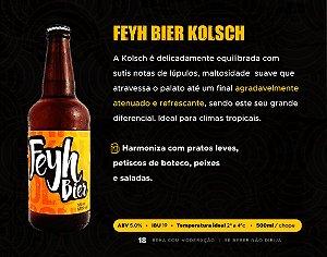 FEYH BIER KOLSCH - GARRAFA 500ml