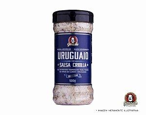 SAL PARRILLA URUGUAIO C/ SALSA CRIOLLA - 500g - GONZALO