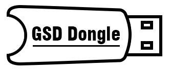 GSD DONGLE (ATIVAÇÃO DIGITAL / VALIDADE 12 MESES)