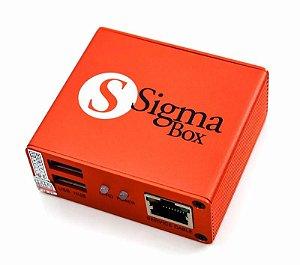 Sigma Box com conjunto de cabos (Packs 1,2,3,4 + 9 unidades)