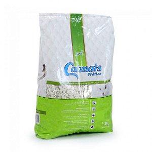 Catmais Prático Granulado Sanitário 1,8kg - Petmais