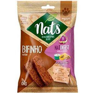 Bifinho Natural Natdigest 60g - Nats