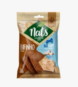 Bifinho Natural Nats Shape 60g - Nats