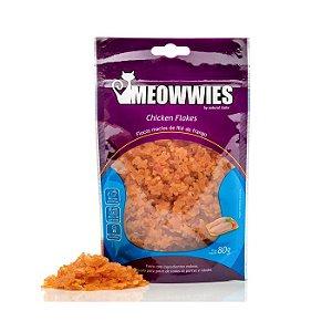 Meowwies Chicken Flakes 80g
