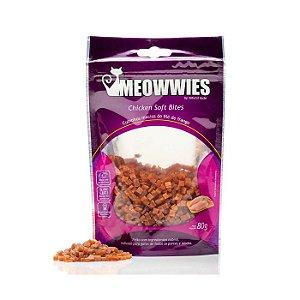 Meowwies Chicken Soft Bites 80g