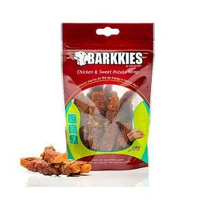 Barkkies Chicken & Sweet Potato Wrap 100g