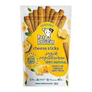CHEESE STICKS 120g P/ Cães