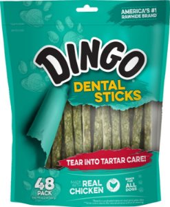 Dingo Dental Sticks 10PK