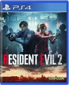 Jogo Resident Evil 2 Remake - Ps4 Mídia Física Usado