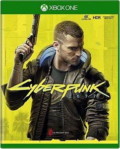 Jogo Cyberpunk 2077 - Xbox One Mídia Física Usado
