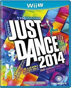 Jogo Just Dance 2014 - Wii U Mídia Física Usado