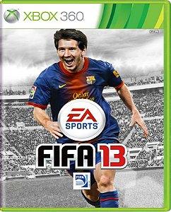 Jogo Fifa 13 - Xbox 360 Mídia Física Usado