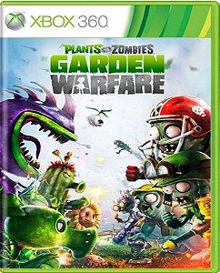 Jogo  Plants VS Zombies Garden Warfare - Xbox 360 Mídia Física Usado
