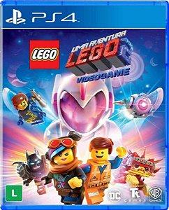Jogo Lego Uma Aventura Lego 2 Video Game - PS4 Midia Física