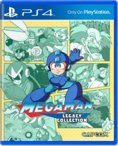 Jogo Mega Man Legacy Collection - PS4 Mídia Física Usado