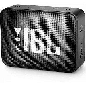 Caixa de Som Bluetooth JBL GO2 Preto