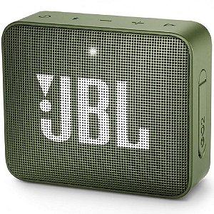 Caixa de Som Bluetooth JBL GO2 Verde