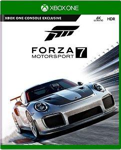 Jogo Forza Motosport 7 - Xbox One Mídia Física Usado