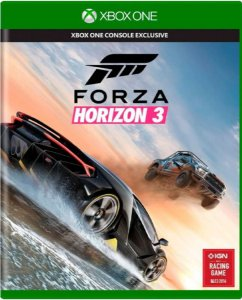 Jogo Forza Horizon 3 - Xbox One Mídia Física Usado