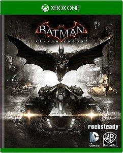 Jogo Batman Arkham Knight - Xbox One Mídia Física Usado