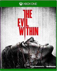 Jogo The Evil Within - Xbox One Mídia Física Usado