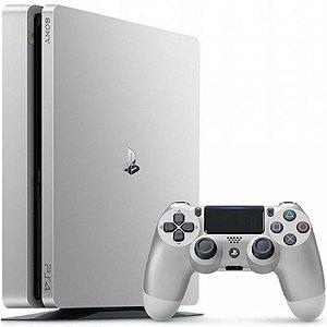 Sony Playstation 4 Slim 500GB Standard Silver Seminovo