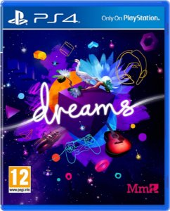 Jogo Dreams - PS4 Mídia Física