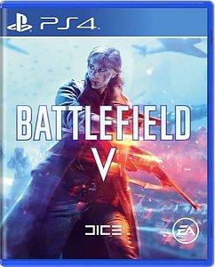 Jogo Battlefield V - Ps4 Mídia Física Usado