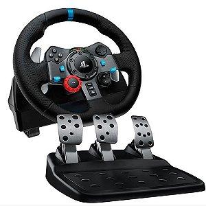 Volante Logitech Driving Force G29 - PS4