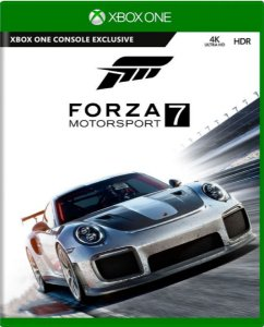 Jogo Forza Motorsport 7 (EUR) - Xbox One Mídia Física Usado