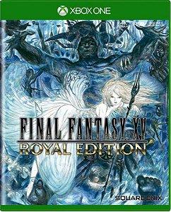Jogo Final Fantasy XV Royal Edition - Xbox One Usado