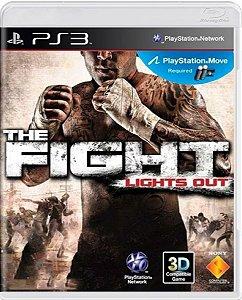 Jogo The Fight Lights Out - Ps3 Mídia Física Usado