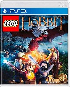 Jogo Lego O Hobbit - PS3 Mídia Física Usado