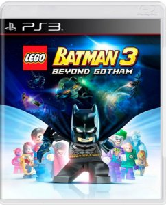 Jogo Lego Batman 3 Beyond Gotham - Ps3 Mídia Física Usado