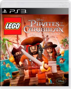 Jogo Lego Pirates of The Caribbean - Ps3 Mídia Física Usado