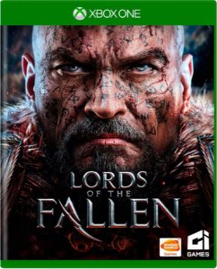 Jogo Lords Of The Fallen - Xbox One Mídia Física Usado